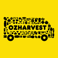 OzHarvest Food Rescue (Brisbane) Logo