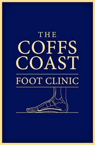 The Coffs Coast Foot Clinic - Coffs Harbour Logo