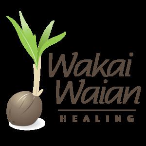 Wakai Waian Healing Logo