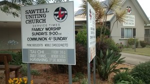 Sawtell Uniting Church Logo