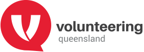 Volunteering Queensland Inc - Logan Central Logo