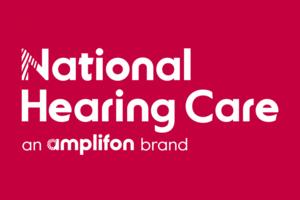 NATIONAL HEARING CARE - Richmond Logo