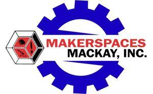 Makerspaces Mackay Inc. Logo