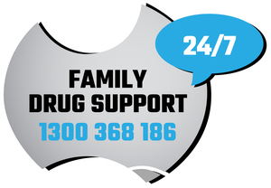 Family Drug Support-  Central Queensland Rockhampton Logo