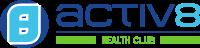 Activ8 Health Club Logo