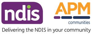 APM Local Area Coordinator - Northam Logo