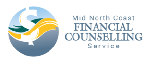 Mid North Coast Financial Counselling Service Logo