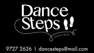 Dance Steps South West Logo