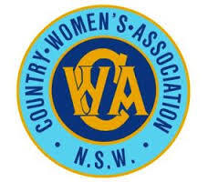 Country Women's Association, Port Macquarie Evening Branch Logo