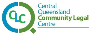 Community Legal Centre - Central QLD Logo