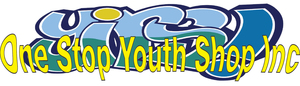 YIRS One Stop Youth Shop Inc. Logo