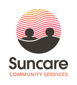 Suncare Community Services- Rockhampton Logo