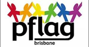 PFLAG Capricornia - parents & friends of lesbians & gays Logo