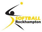 Rockhampton & District Softball Association Logo