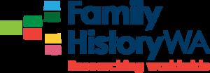 FamilyHistoryWA Logo