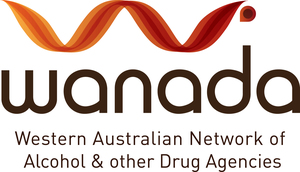 Western Australian Network of Alcohol and other Drug Agencies Logo