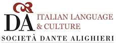 Dante Alighieri Society Logo