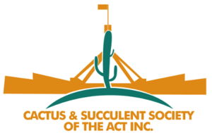 Cactus and Succulent Society ACT Logo