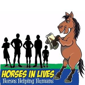 Horses In Lives Logo