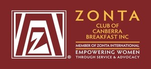 Zonta Club of Canberra Breakfast Logo