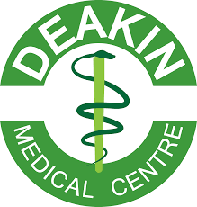 Deakin Medical Centre Logo