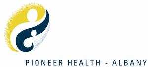 Pioneer Health Albany Logo