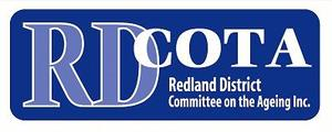Redland District Committee on the Ageing (RDCOTA) Logo