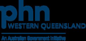 Western Queensland PHN - Mount Isa Logo