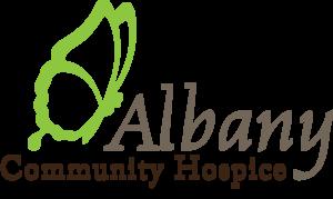 Albany Community Hospice Logo