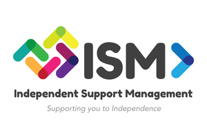 ISM - Rockhampton Plan Management Logo