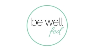Be Well Fed Logo