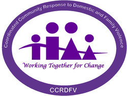 Coordinated Community Response To Domestic And Family Violencelad Logo
