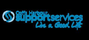 Coffs Harbour Support Services  Logo