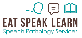 Eat Speak Learn - Speech Pathology Services Logo