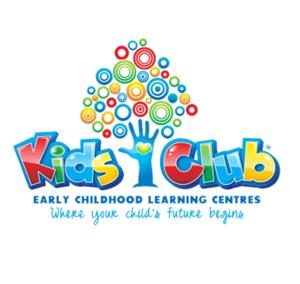 Kids Club Child Care Rosebery Centre Logo