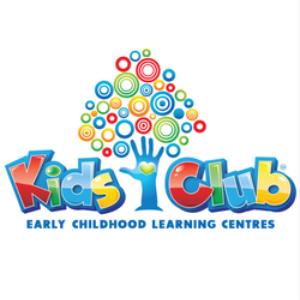 Kids Club Early Learning Centre Rivett Logo