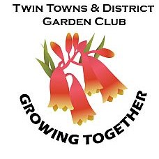 Twin Towns and District Garden Club Inc. Logo