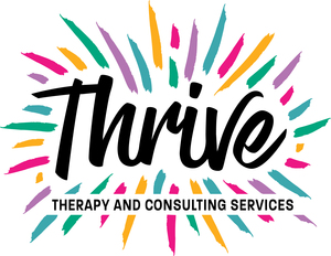 Thrive Therapy and Consulting Services Logo
