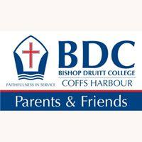 Bishop Druit College Parents and Friends Association Logo