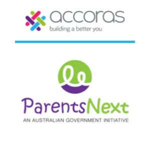 Accoras ParentsNext Tweed Heads Logo