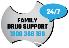 Family Drug Support - Nundah Logo