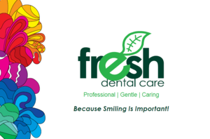Fresh Dental Care - Coffs Harbour Logo