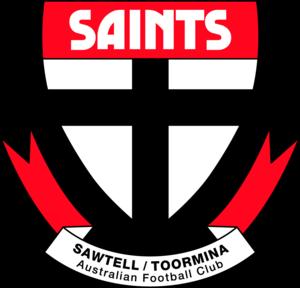 Sawtell Toormina Australian Rules Football Club Logo