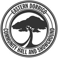 Eastern Dorrigo Community Hall and Showground Logo