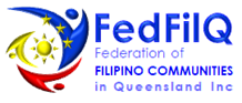 Federation Of Filipino Communities In Queensland Logo