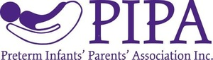 Preterm Infants Parents Association Inc. (P I P A) Logo