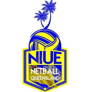 NIUE NETBALL QLD INC Logo