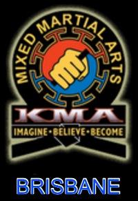 KMA Martial Arts Brisbane Logo