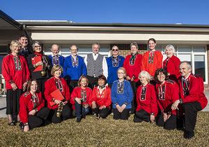 Canberra Swiss Choir Logo