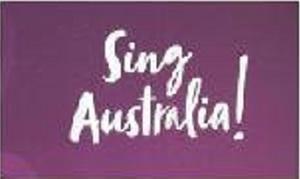 Sing Australia Coffs Harbour  Logo